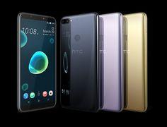 HTC Desire 12 e HTC Desire 12+ oficializados! Saiba tudo!