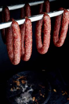 How To Make Pepperoni, Propane Smokers, Gondola, Smoker Cooking, Smoker Recipes, Sausage Recipes, Sausages, Charcuterie, Food Styling