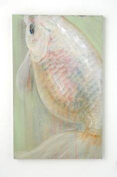 Riusuke FUKAHORI, acrylic on canvas, Japan