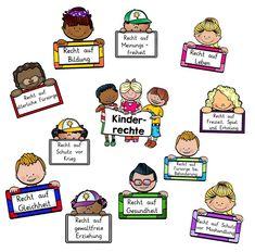 Grundschultante: Kinderrechte
