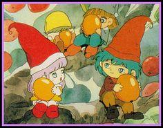 Risultati immagini per disegni dei personaggi del cartone animato memole dolce memole