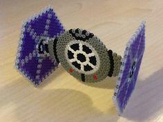 Findings of Guus Oosterbaan: Heat bead StarWars