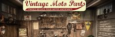 VINTAGE MOTO PARTS - vintagemotoparts