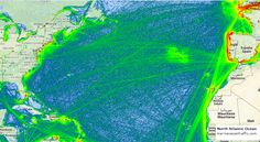 Time Zone Map, World Time Zones, Model Warships, Marine Traffic, Merchant Marine, Lake Huron, Lake Erie, Custom Map, Gulf Of Mexico