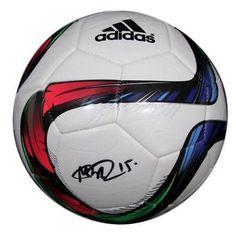 5f86eb616 Megan Rapinoe Team USA Autographed Signed Soccer Ball JSA 136442  Futbol   Soccer Меган