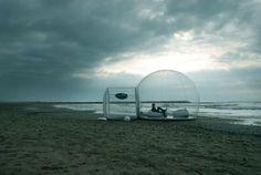 Bubbelhuis als wintertuin?