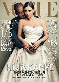 Kim Kardashian Vogue 2014 | ALL EYES ON US