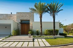 12 fachadas bonitas e em diferentes estilos para você se inspirar