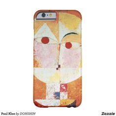 Paul Klee iPhone 6 ベアリーゼアケース