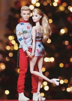 37/ Itschaneloberlin Barbie Und Ken, Barbie Dolls Diy, Barbie Fashionista Dolls, Doll Clothes Barbie, Barbie Life, Barbie Dress, Barbie Barbie, Barbie Tattoo, Barbie Birthday
