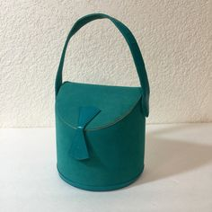 A personal favorite from my Etsy shop https://www.etsy.com/listing/235933190/vintage-1950s-sydney-california-teal-box SOLD