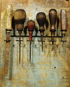 Vintage Hand Tool Assortment
