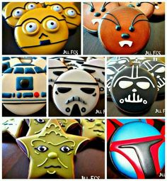 These I could make!