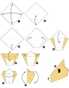 Simple Origami For Kids And Their Parents Selection Of Funny And