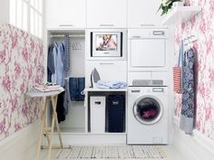 Large and Lovely Laundry Rooms « A Detailed House