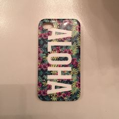 iPhone 4 case Very pretty Aloha case! Accessories Phone Cases
