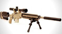 I love this I want this one so bad! Assymmetric Warrior .223 Wylde tactical rifle.