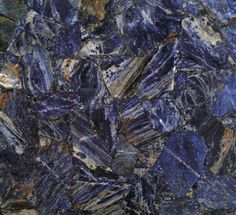 Sodalite is a rich royal blue mineral (as compared to the ultramarine color of Lapus Lazuli) that is widely enjoyed as an ornamental gemstone. It has also been called Princess Blue after Princess Patricia, who chose sodalite as interior decoration for Marlborough House in England.
