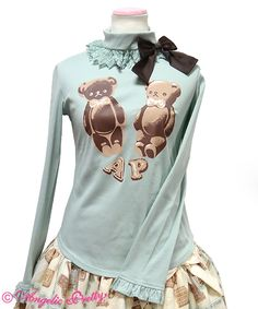 Angelic Pretty Cream Cookieカットソー