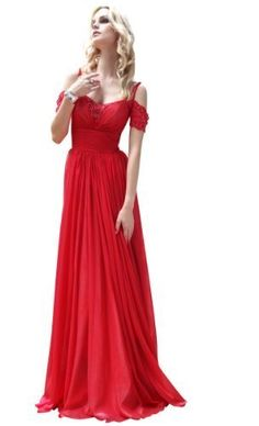 $212.00 DORISQUEEN hot sale drop shipping Sexy Red Off Shoulder formal wear dresses evening 2013 30601 - Size XXL - Embellishment: Ruched, Beaded, Rhinestone Beaded -   Closure: Zipper,  Fabric: Composite Filament With Silver Stamping,  Built-In Bra: Yes,  Waist: Natural,  Occasion: Prom, Wedding Party, Ceremony Party, Closing Ceremony Party.