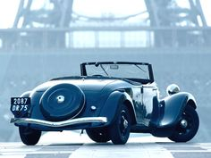 Citroën 11BL, 1939
