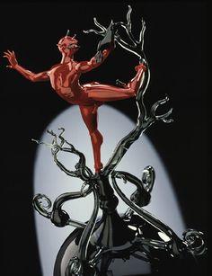 Lucio Bubacco - Devil Dancing with a Crow