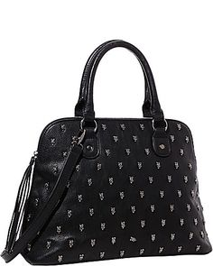 Love this bag, little skulls ,also classic looking