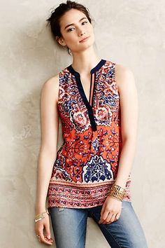 Anthropologie - Finn Tank