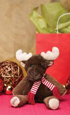 Magnus the Moose Holiday exclusive  https://ambejo.scentsy.us