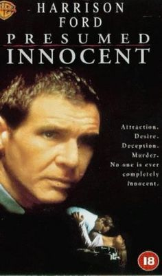 Presumed Innocent (1990)  Cast Of Presumed Innocent