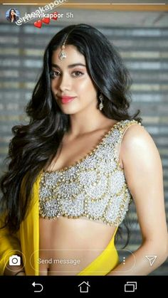 Jhanvi Kapoor cute and hot bollywood Indian actress model unseen latest very beautiful and sexy images of her body curve south ragalhari nav. Indian Bollywood Actress, Bollywood Fashion, Tamil Actress, Indian Celebrities, Bollywood Celebrities, Most Beautiful Indian Actress, Beautiful Actresses, Hot Actresses, Indian Actresses