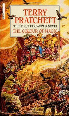 Amazon.fr - The Colour Of Magic: (Discworld Novel 1) - Terry Pratchett - Livres