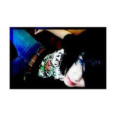 emo boy - Emo Boys Photo (7670776) - Fanpop ❤ liked on Polyvore
