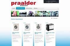 Webtail Webshop Praalder Witgoed