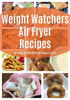 Weight Watchers Air Fryer Recipes If you are following Weight Watchers, you might have heard that cooking items in the Air Fryer is ...