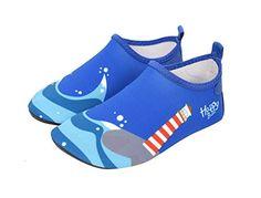 Happy Bull Water Swim Shoes for Kids Boys Girls Pool Slippers Walking Barefoot Aqua Socks Happy Bull Pool Shoes, Kid Shoes, Water Shoes For Kids, Aqua Socks, Walking Barefoot, Kid Pool, Slippers For Girls, Kids Swimming, Walk On