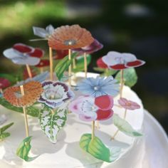 Genius Cake decorating idea. With free download.