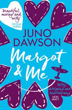 #CoverReveal  Margot & Me by Juno Dawson