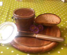 Rezept Ratztella oder gesunde Nuß-Nougat-Creme von sansalat - Rezept der Kategorie Saucen/Dips/Brotaufstriche
