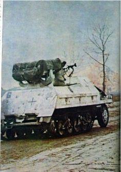 Panzerwerfer, pin by Paolo Marzioli