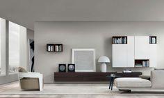Modern TV media cabinets - home cinema and living room furniture