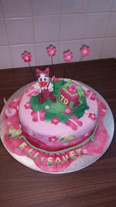 Daisy Dack - Cake by Nikoletta G