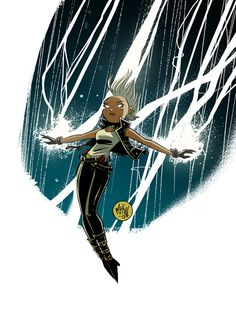 Storm by Mike Maihack