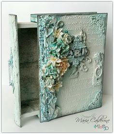 Maria Lina's Creative Designs: Mixed Media Art Prompt Box 2