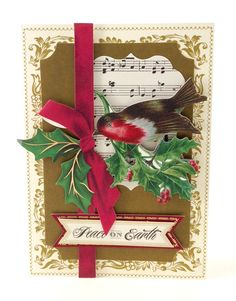 Anna Griffin Christmas Card Kit