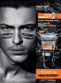 The Essentialist - Fashion Advertising Updated Daily: L'Oréal Men Expert Ad Campaign Fall/Winter 2012/20...