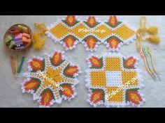 Teachers Pet, Diy And Crafts, Make It Yourself, Blanket, Crochet, Youtube, Crochet Flowers, Turbans, Crochet Hooks