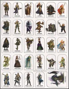 Fan image in d&d 5e monster tokens printable