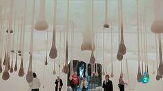 Guggenheim - Ernesto Neto, La Sala  online, completo y gratis en RTVE.es A la Carta. Todos los programas de La Sala online en RTVE.es A la Carta Wind Chimes, Tableware, Outdoor Decor, Modern, Home Decor, Grandchildren, Brazil, Letters, Artists