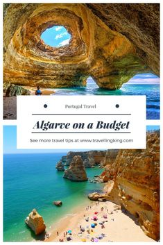 Algarve on a Budget. Portugal is one of Europe's best value destinations, and the Algarve especially so. Even though the Algarve is already affordable, there are a few tips and tricks to making sure you get the best value for money possible. #Portugal